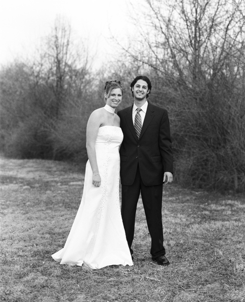 black and white fine art wedding photography by steve landis